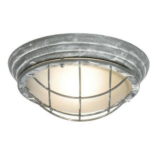 Brilliant Olena-kinkiet lub plafon zewnętrzny okrągły metal ø28,3cm (4004353259074)