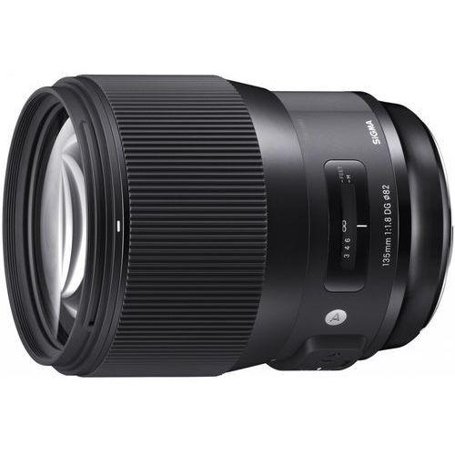 Sigma A 135 mm f/1.8 DG HSM / Nikon