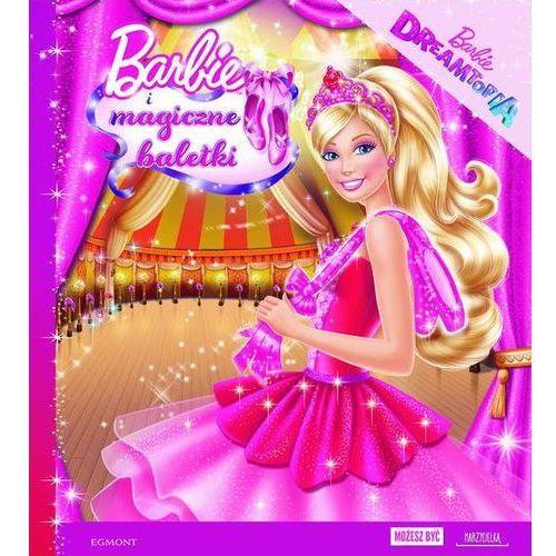 Barbie i magiczne baletki - Jeśli zamówisz do 14:00, wyślemy tego samego dnia. Darmowa dostawa, już od 99,99 zł. (9788328117426). Najniższe ceny, najlepsze promocje w sklepach, opinie.