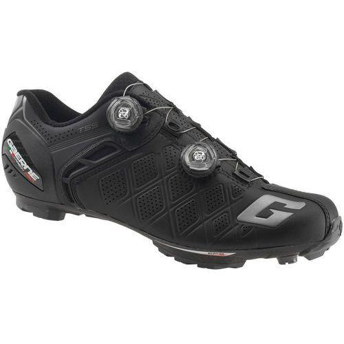 carbon g.sincro buty mężczyźni czarny us 8   41,5 2019 buty rowerowe marki Gaerne