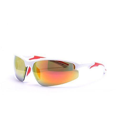 Granite Sportowe okulary przeciwsłoneczne sport 18, czarno-czerwony (7318480081888)