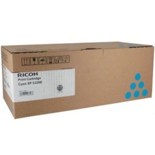 Ricoh toner Cyan typ SP C220E, 407645, 406053, 406097, 406766