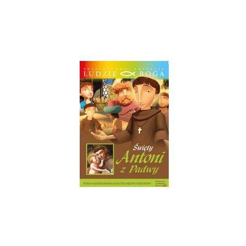 ŚWIĘTY ANTONI Z PADWY + Film (bajka) DVD