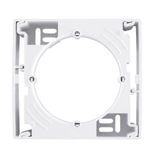 Podstawa naścienna Schneider Sedna SDN6100121 puszka natynkowa biała, SDN6100121