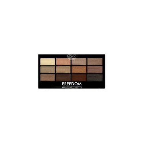 Freedom Pro Eyeshadow Palette (W) paleta 12 cieni do powiek Le Fabuleux 12g