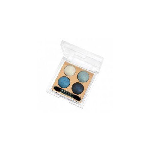 Golden Rose Wet&Dry Eyeshadow, paleta cieni, 01