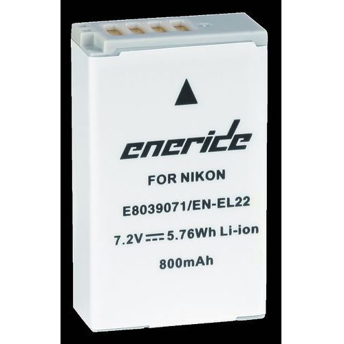 Akumulator Eneride E Nik EN EL 22 800mAh (E8039071) Darmowy odbiór w 21 miastach!
