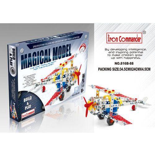 Metalowy samolot190 cz. Iron Commander