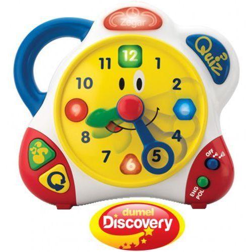 Dumel Discovery Zegar Tik - Tak