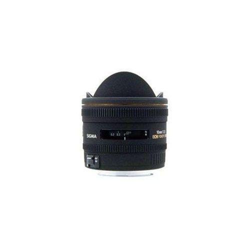 Obiektyw Sigma 10/2,8 EX DC Fisheye HSM (154 stopni, 475 G, gelantin Filter), do Canon (0085126477547)