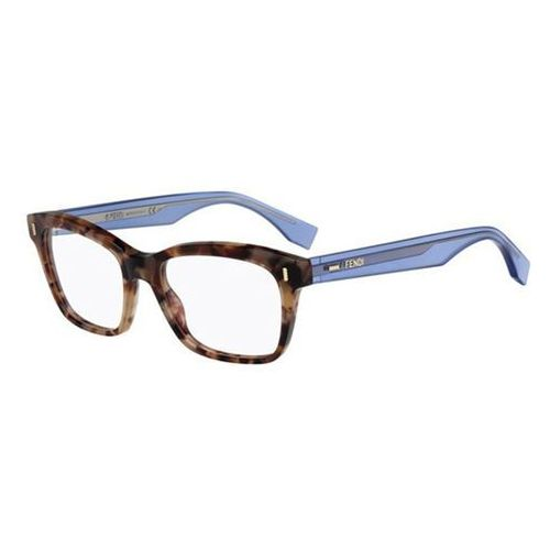 Fendi Okulary korekcyjne  ff 0027 color block 7ok