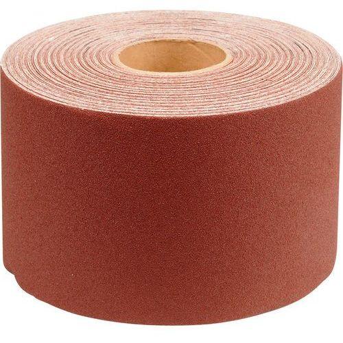 Yato Papier ścierny rolka 150mm x 50m gr.120 yt-8482 - zyskaj rabat 30 zł