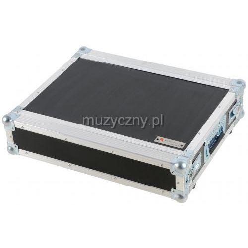 rc 2u35 skrzynia typu rack 2u, głębokość 35 cm, kolor czarny marki Mstar