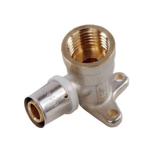 Kolanko zaprasowywane Idmar Group gwint wewnętrzny 1/2 x 16 mm, PEXSZKU16X015.4034