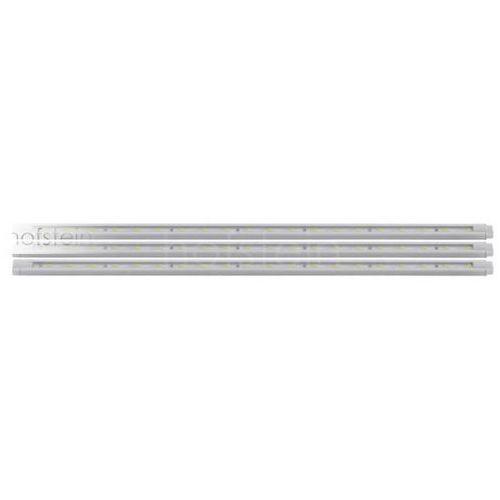 Eglo paski LED DECO Biały, 3-punktowe - Nowoczesny - Obszar wewnętrzny - Eglo - Czas dostawy: od 10-14 dni roboczych (9002759920517)