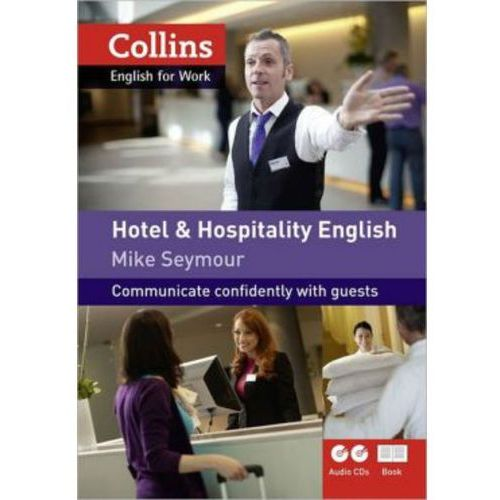 Hotel & Hospitality English + CD, Mike Seymour