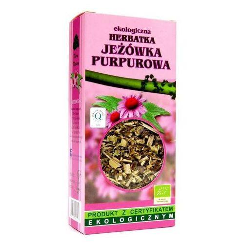 Herbatka z jeżówki purpurowej bio 50 g - marki Dary natury
