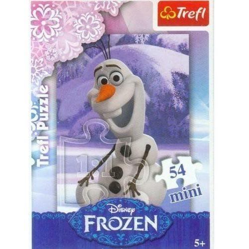 Puzzle 54 mini Frozen 1 TREFL, AM_5900511195026