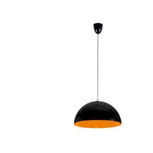 HEMISPHERE BLACK-ORANGE FLUO S LAMPA WISZĄCA NOWODVORSKI 6372