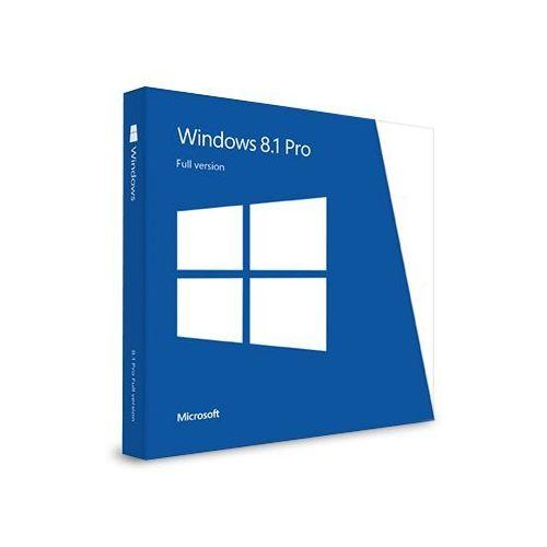 Microsoft Windows 8.1 professional, certyfikat elektroniczny (esd)