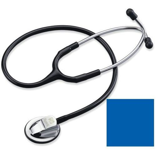 Stetoskop internistyczny Spirit Grandeur M615PF owalny - niebieski Royal