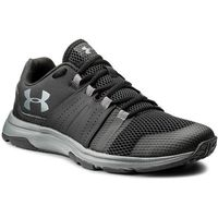 Buty UNDER ARMOUR - Ua Raid Tr 3020050-004 Blk, kolor czarny