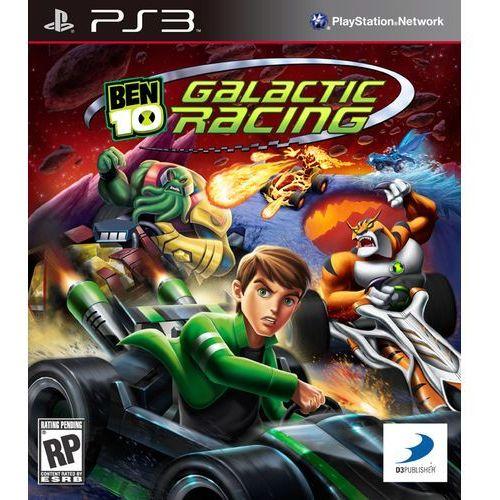 Ben 10 Galactic Racing (PS3)