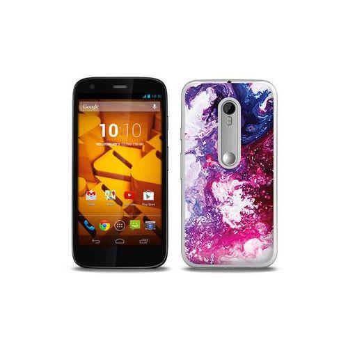 Foto Case - Motorola Moto G3 - etui na telefon Foto Case - atrament w wodzie, kup u jednego z partnerów