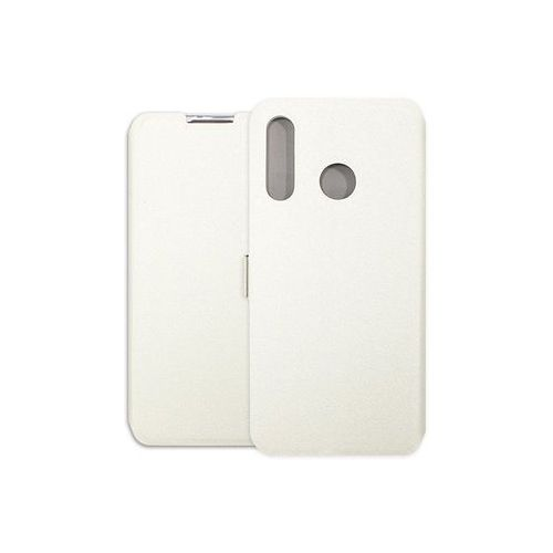 Etuo wallet book Huawei p30 lite - etui na telefon wallet book - biały