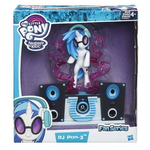 My Little Pony FIM DJ Pony - Hasbro. DARMOWA DOSTAWA DO KIOSKU RUCHU OD 24,99ZŁ