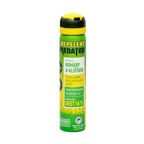 PREDATOR Repelent Deet 16% preparat odstraszający owady 90 ml unisex, 93671
