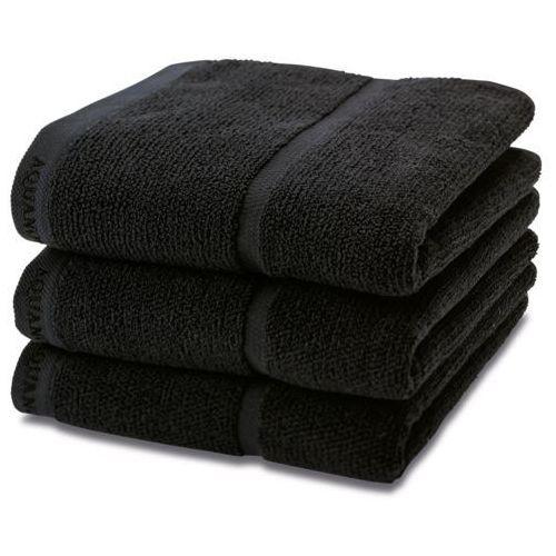 Aquanova Ręcznik adagio czarny. Najniższe ceny, najlepsze promocje w sklepach, opinie.