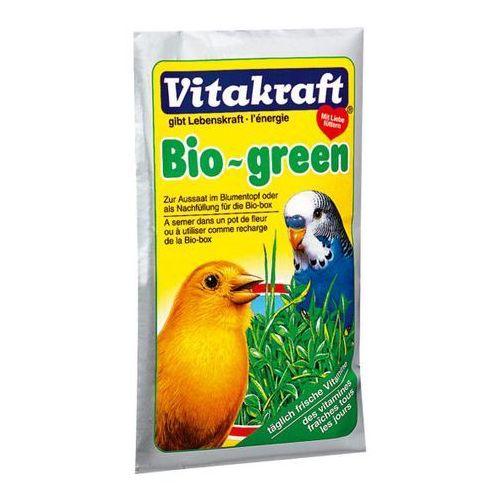 Vitakraft  bio green nasiona traw dla ptaków egzotycznych