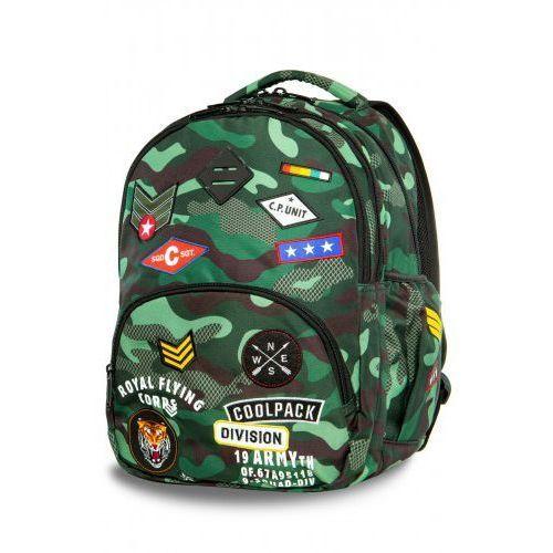 Coolpack Plecak bentley moro green (5907620123704)