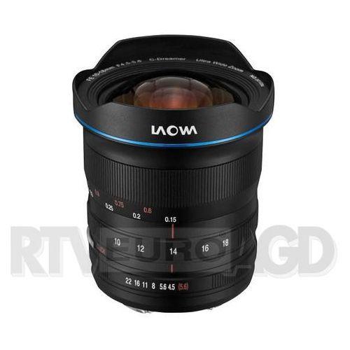 Laowa c-dreamer 10-18 mm f/4,5-5,6 do sony e (6940486700633)