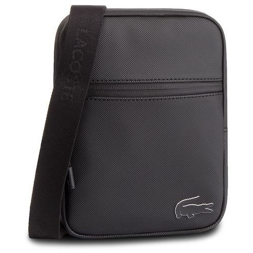 Saszetka LACOSTE - S Flat Crossover Bag NH2715PO Black 000