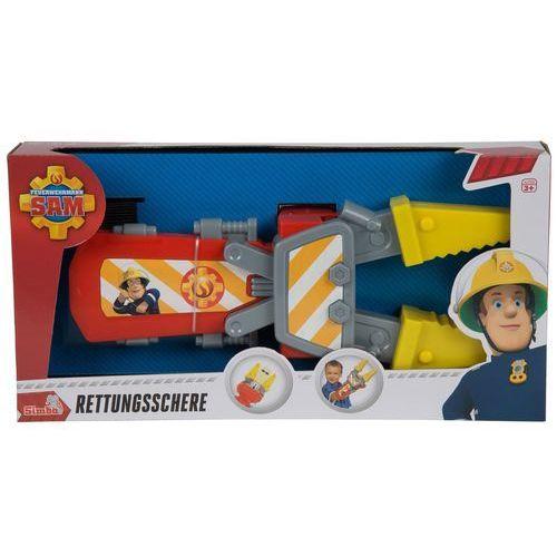 strażak sam ruchome nożyce szczypce ratunkowe marki Simba
