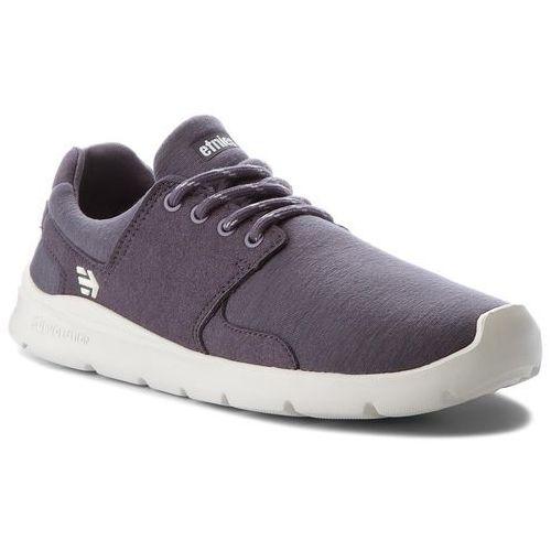 Sneakersy ETNIES - Scout Xt 4101000459 Grey/White, kolor szary