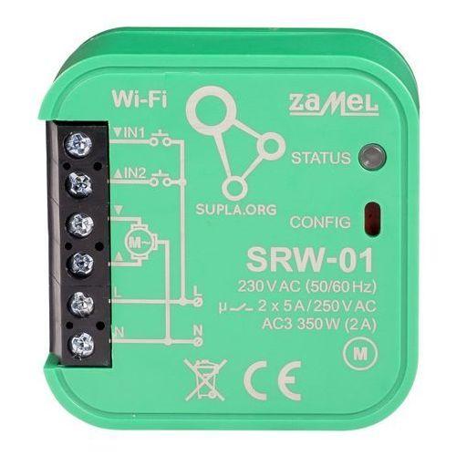 Sterownik rolet Wi-Fi Zamel typ: SRW-01 (5903669214588)