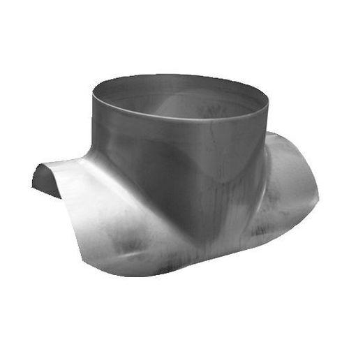 Trójnik siodłowy tłoczony spiro SP-125-100