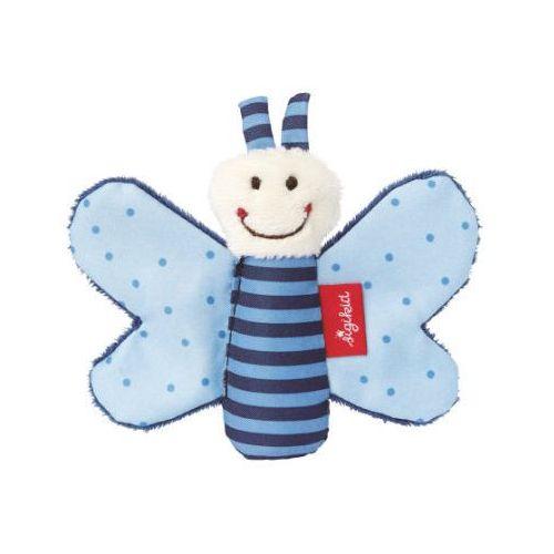 SIGIKID Chwytak Motylek szeleszczący kolor niebieski (4001190411801)