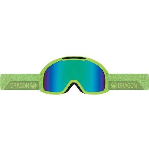 Gogle snowboardowe  - dx2 - stone green/green ion + amber (792) rozmiar: os marki Dragon