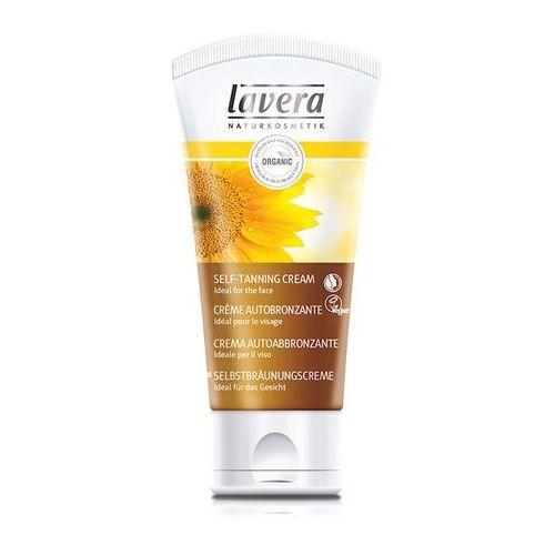 Lavera Sun Sensitiv samoopalacz do twarzy z olejem z bio-orzechów makadamia i bio-olejem słonecznikowym 50ml, 60810