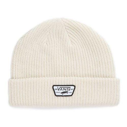 czapka zimowa VANS - Mini Full Patch Beanie White (WHT), kolor biały