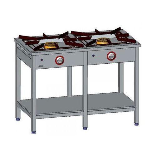 Egaz Kuchnia gazowa 2-palnikowa z półką tg 212.iii