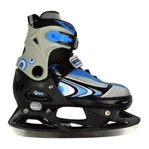 Allright Łyżworolki my skate 2 w 1 niebieskie