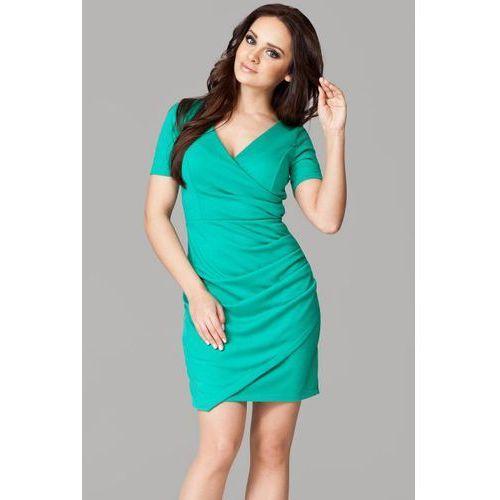 106 sukienka, Figl