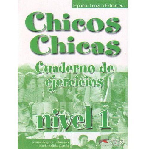 CHICOS CHICAS 1 GIMNAZJUM ĆWICZENIA, EDELSA