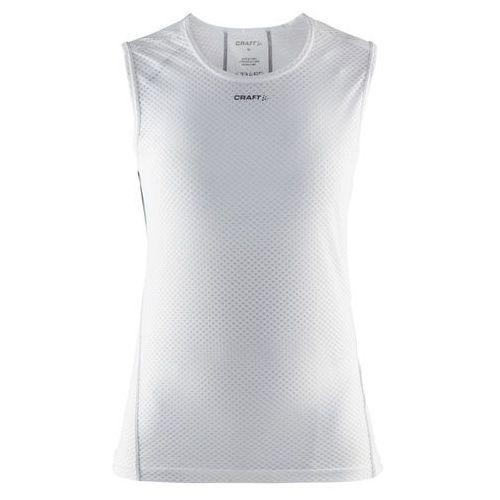 koszulka termoaktywna scampolo mesh superlight w, l, white marki Craft