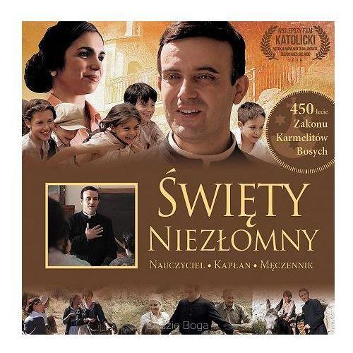 Święty niezłomny - film dvd marki Praca zbiorowa